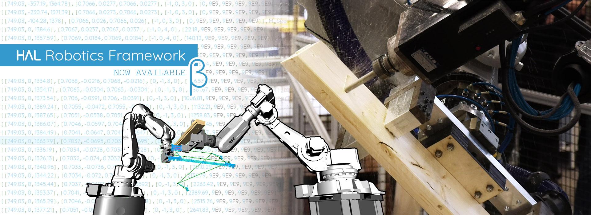 HAL Robotics | Versatile Robot Programming & Simulation